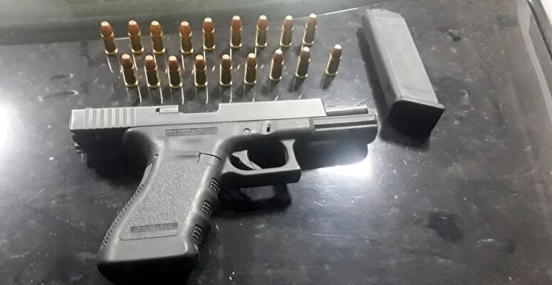 Armar secuestrada