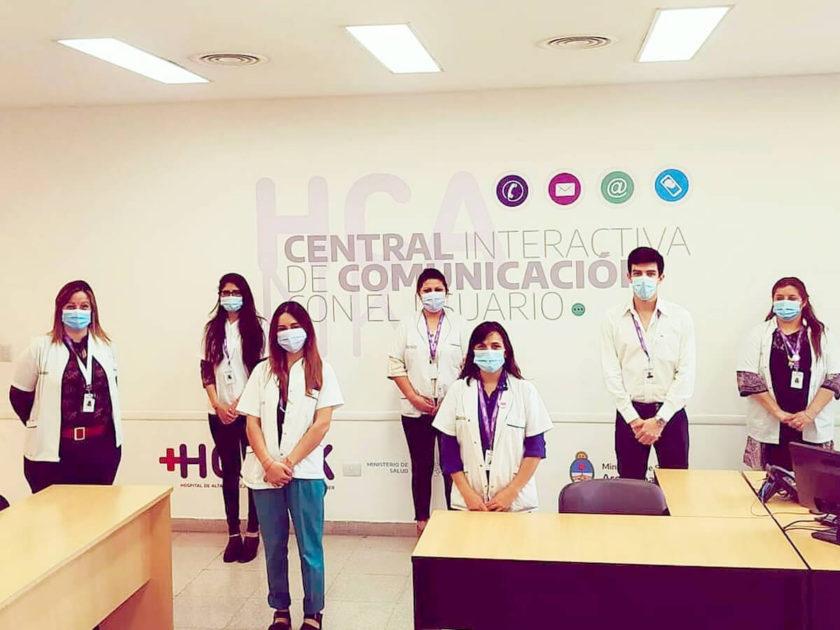 Hospital Regional Central de Comunicacion