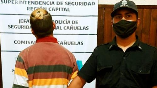 Huyó durante ocho años y fue capturado en Cañuelas