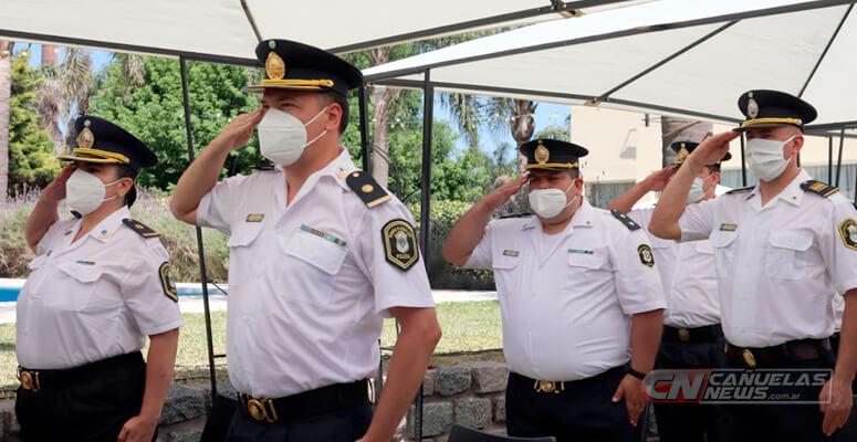El gobierno municipal conmemoró el Día de la Policía
