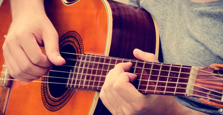 Talleres culturales clases de guitarra