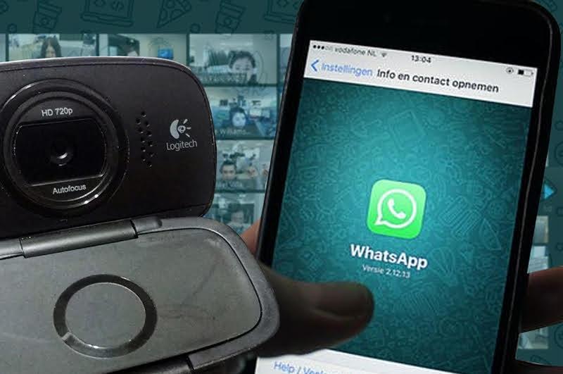 Videollamadas con hasta 50 personas por WhatsApp y Messenger Rooms