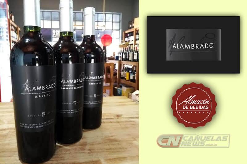 ALAMBRADO, de Bodega Santa Julia