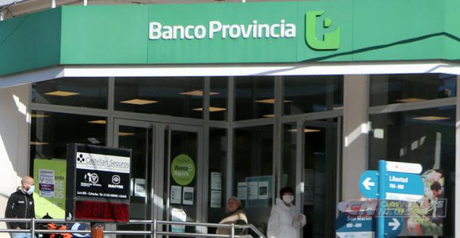 Banco Provincia, sucursal Cañuelas