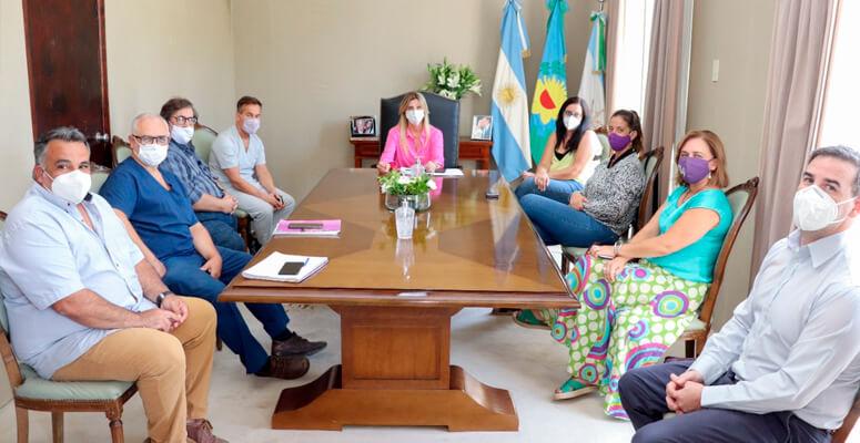 Comité de Salud en Cañuelas