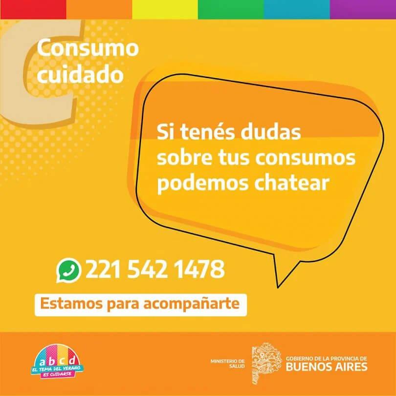 Consumo cuidado - Provincia de Buenos Aires