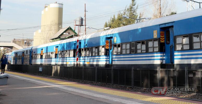 Trenes Argentinos - Estación Cañuelas