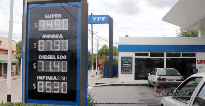 YPF Acapulco en Cañuelas
