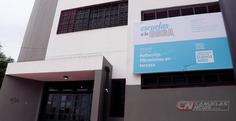 Escuela N°27 de Cañuelas