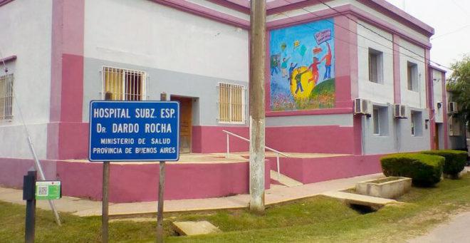Hospital Dardo Rocha, Uribelarrea.