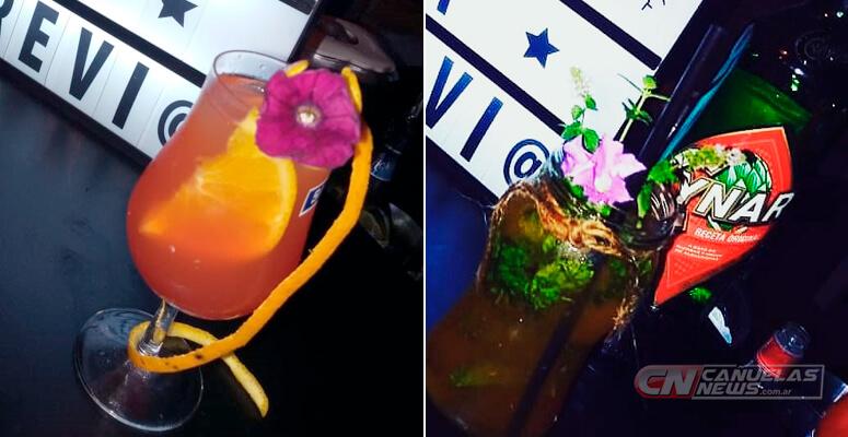 Aperol Spritz y Cynar Julep, dos aperitivos para disfrutar.