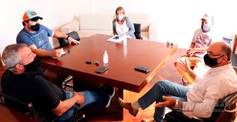Reunión con representantes de bares