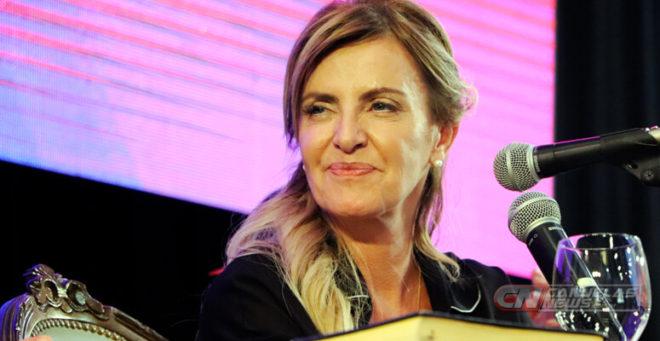 Marisa Fassi, intendenta de Cañuelas.