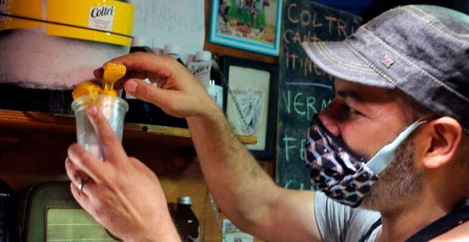 Ofrecer todo lo que gusta: vermut y licores tradicionales