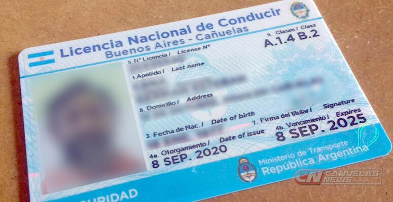 Nueva prórroga para las licencias de conducir en Buenos Aires