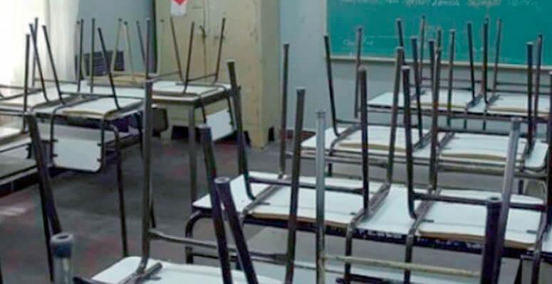 Suspenden las clases presenciales en todo Cañuelas