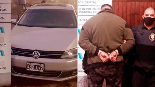 Detienen a un hombre tras participar en un robo en la ciudad de Azul