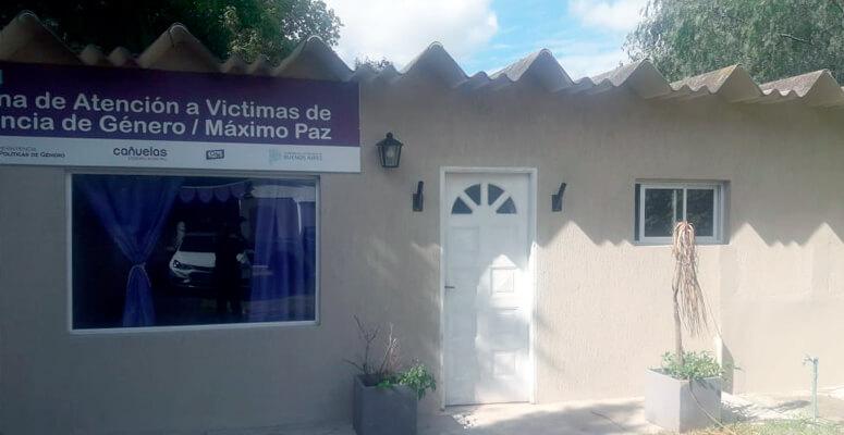 Oficina en Máximo Paz