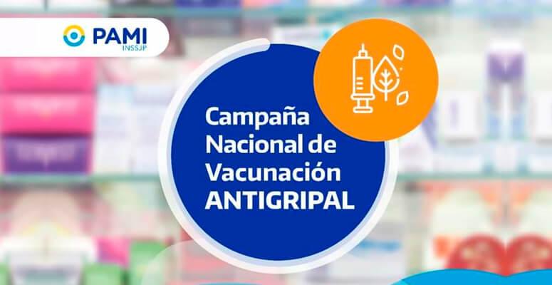 PAMI pre inscripción vacuna anti gripal