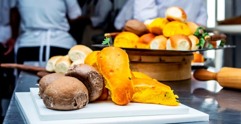 Panes saborizados. Receta del IGC Cañuelas.