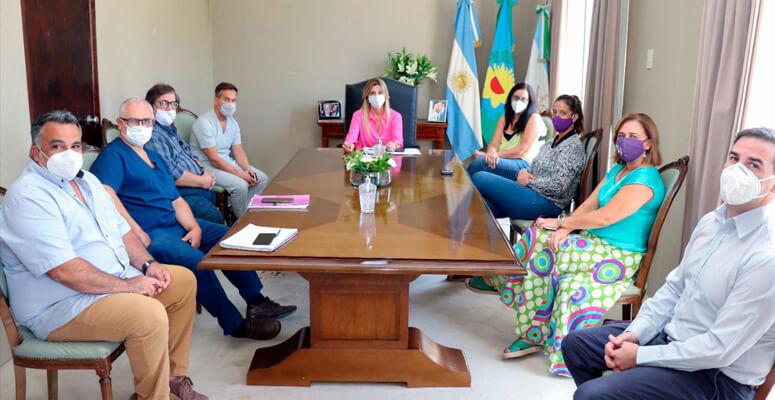 Reunión del comité de salud