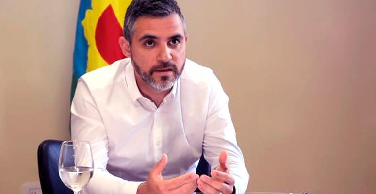 Cristian Girard director de ARBA