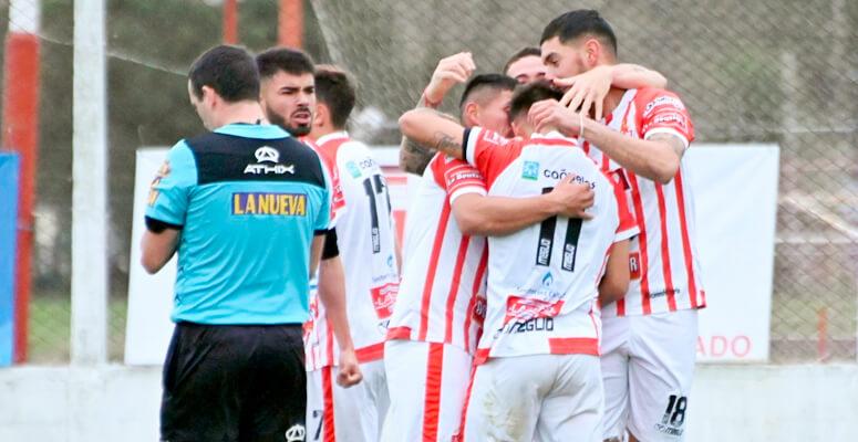 Cañuelas venció a Colegiales por 2-0