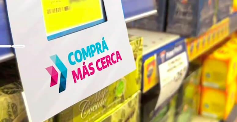 Comprá Más Cerca tendrá una página web con sus productos