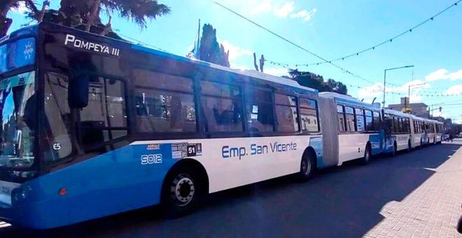 Nuevas unidades de la empresa San Vicente