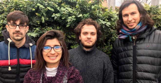 Los candidatos del Frente de Izquierda en Cañuelas