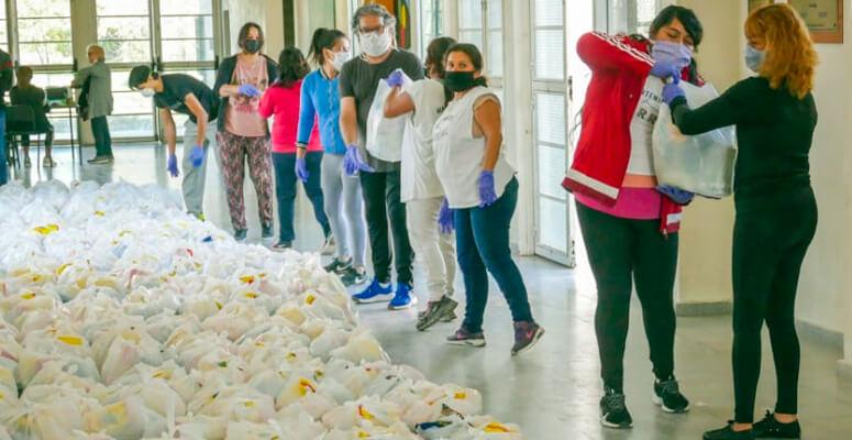 Asistencia Alimentaria Cañuelas