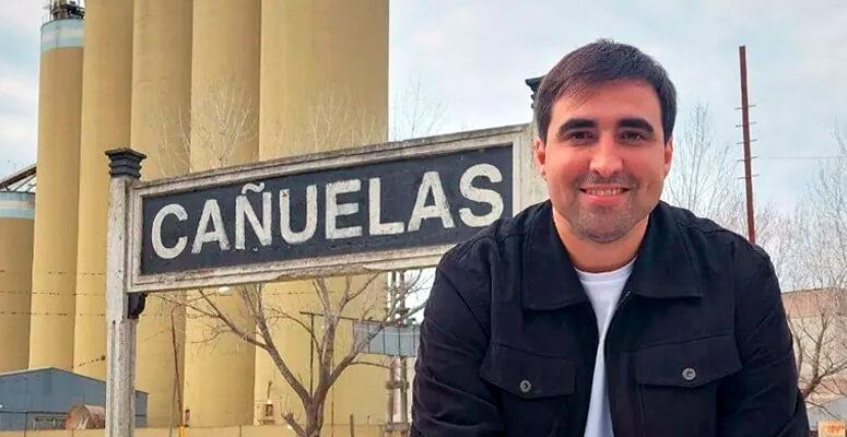 Guido Peralta precandidato a concejal por el Frente de Todos