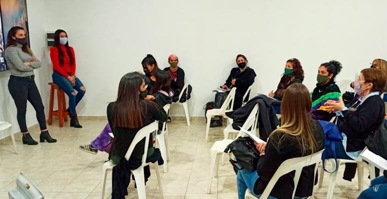 Seminario sobre violencia de género