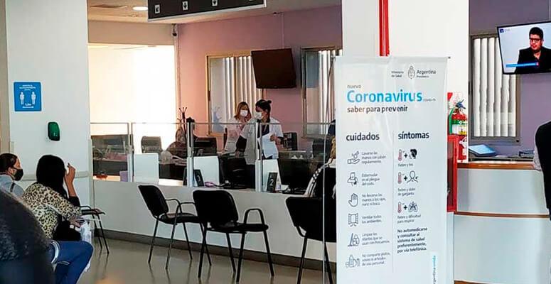 Unidad de seguimiento post Covid del hospital regional