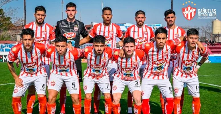 El Clausura le sienta mejor a Cañuelas: ganó de visitante y encabeza la tabla
