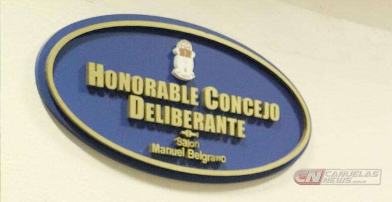 Honorable Concejo Deliberante de Cañuelas