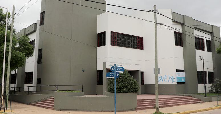 Escuela primera número 27 de Cañuelas