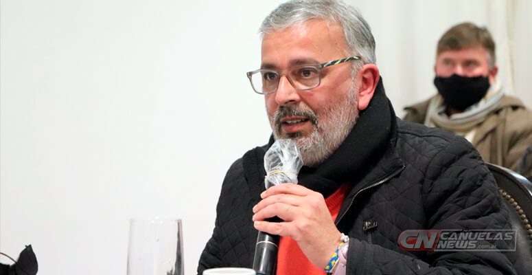 Kike Alcoba concejal del Frente de Todos
