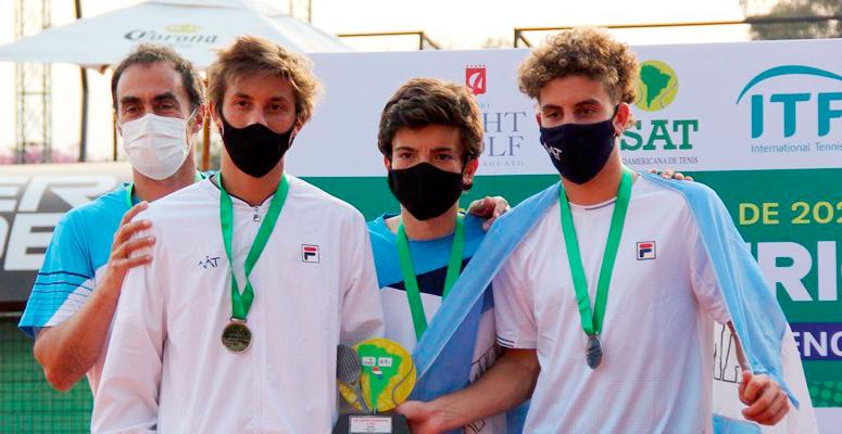 Con Nicolás Eli en el seleccionado, Argentina clasificó para el próximo mundial de tenis