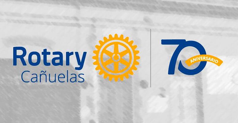 Rotary Cañuelas cumple 70 años y lo celebra con los vecinos y socios