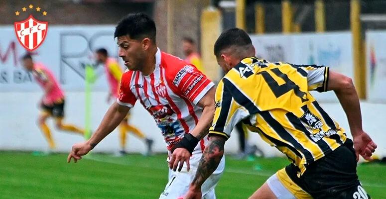 Duelo de punteros: Cañuelas cayó por 4-2 ante Flandria
