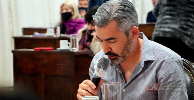 Carlos Álvarez, concejal de Juntos por el Cambio