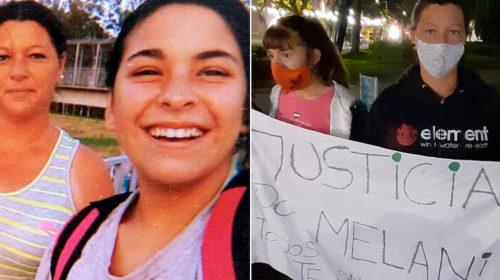 Caso Melani: menor declaró por la muerte de su prima