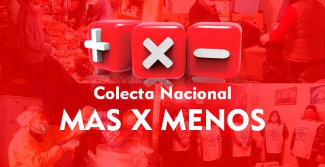 Colecta nacional Más por Menos en Cañuelas