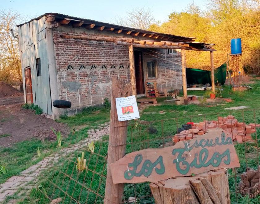 Escuela municipal Los Tilos