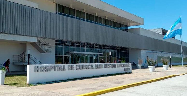 Hospital Regional de la Cuenca Alta Néstor Kirchner