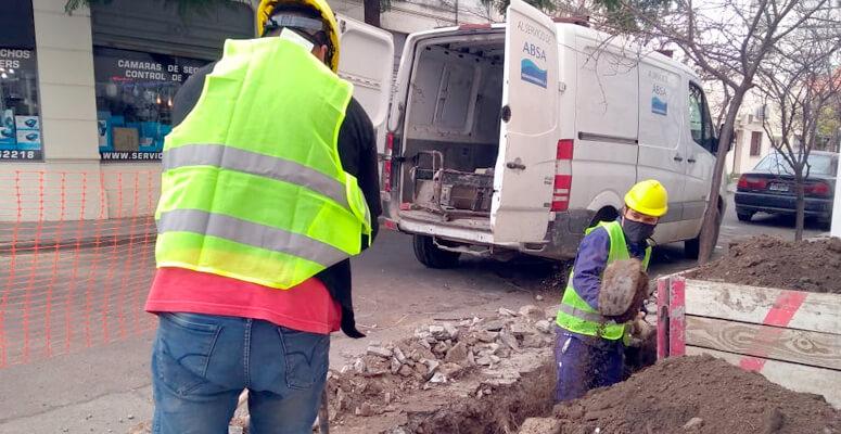 ABSA interrumpirá su servicio de agua el próximo lunes en todo Cañuelas