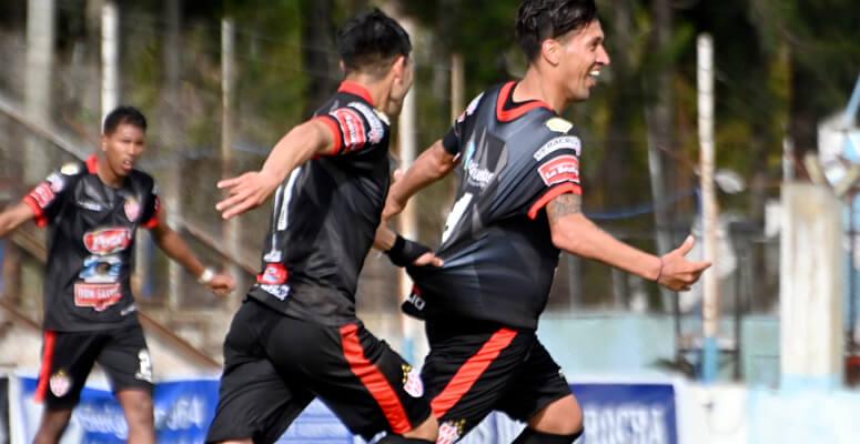 Cañuelas sumo un punto ante Argentino de Quilmes